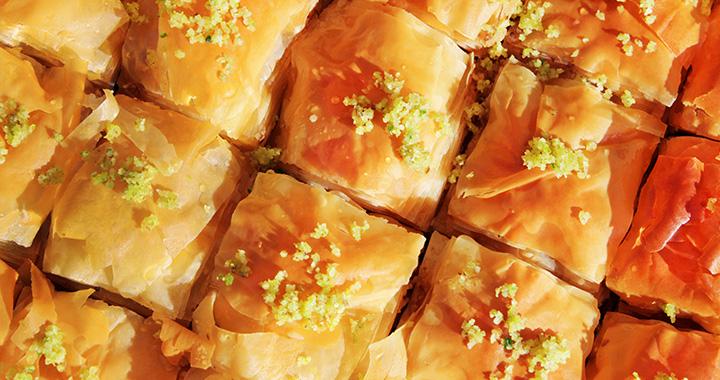 baklava-middle-eastern-dessert