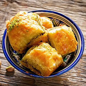 baklava-with-pistachio-turkis