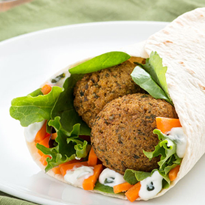falafel-with-halloumi
